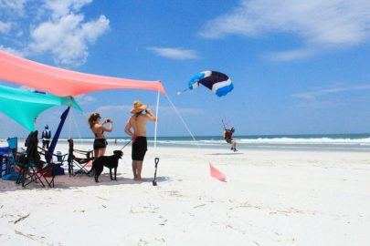 otentik sunshade beach tent