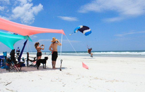 otentik sunshade beach tent
