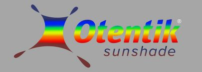 otentik™ sunshade logo